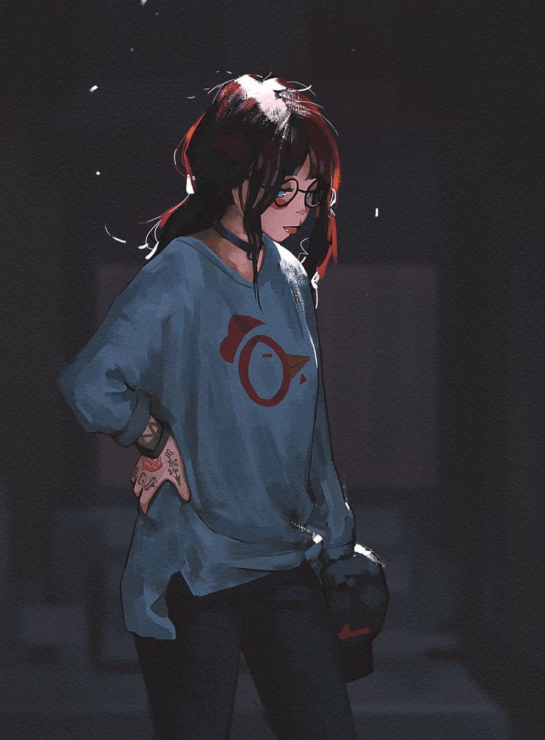 Sweater by Klegs