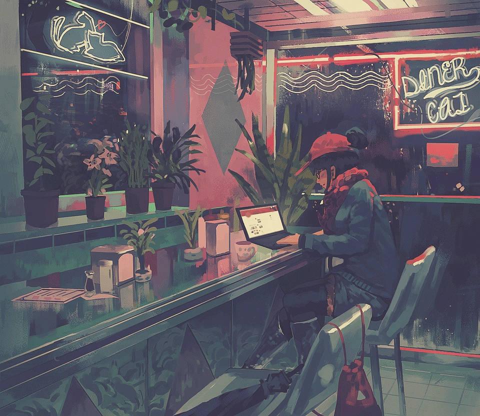 Diner 2 by Klegs