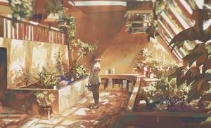 Greenhouse by Klegs