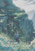 Hiking by Klegs