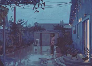 After Rain by Klegs