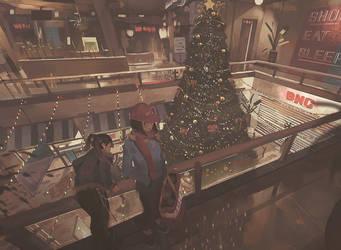 Christmas Tree by Klegs