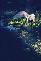 Mermaid by Klegs