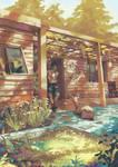 Golden Deer House
