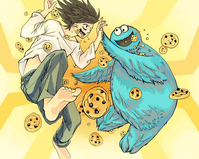 Fotos de los Mutekiescuchas - Página 12 DN__Cookie_Monster_by_tensergorn