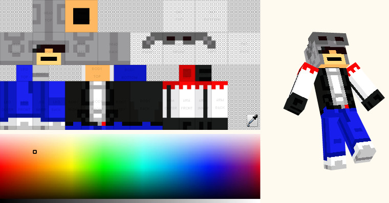 Agent J Minecraft Skin By NeoJimHeadshot On DeviantArt - Minecraft skins fur pc download