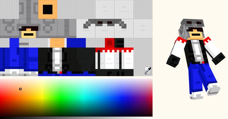 Agent J Minecraft Skin By NeoJimHeadshot On DeviantArt - Minecraft skins fur pc download