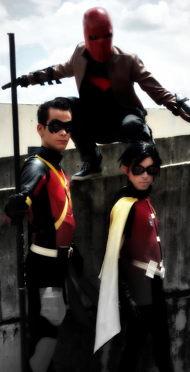 Robin Team by TeatroRodarly