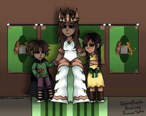 Queen Priscila