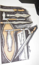 Design #2 for  western tribe by Ragimond