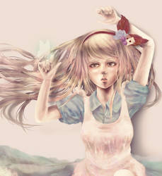 Alice by Nayu19