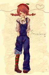 French braid by Nayu19