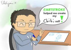Chibi-self