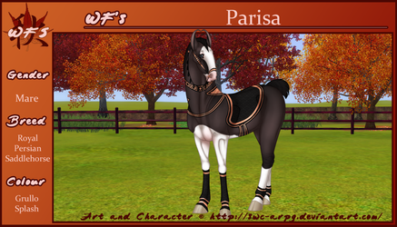 WF's Parisa by x-SWC-x