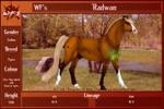 073   WF's Radwan