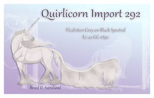 Quirlicorn Import 292 by x-SWC-x