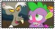 SpikeCord Stamp by DrakkenlovesShego12