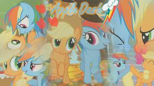 AppleDash/RainbowJack Wallpaper