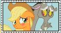 AppleCord Stamp by DrakkenlovesShego12