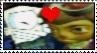 Dib x Raz Stamp by DrakkenlovesShego12