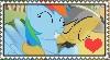 DaringDash Stamp by DrakkenlovesShego12