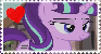 Starlight Glimmer Stamp by DrakkenlovesShego12