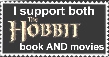 Hobbit Films and Book by DrakkenlovesShego12