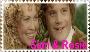 Sam x Rosie Stamp by DrakkenlovesShego12