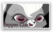 Pepper Clark Stamp by princessforever14