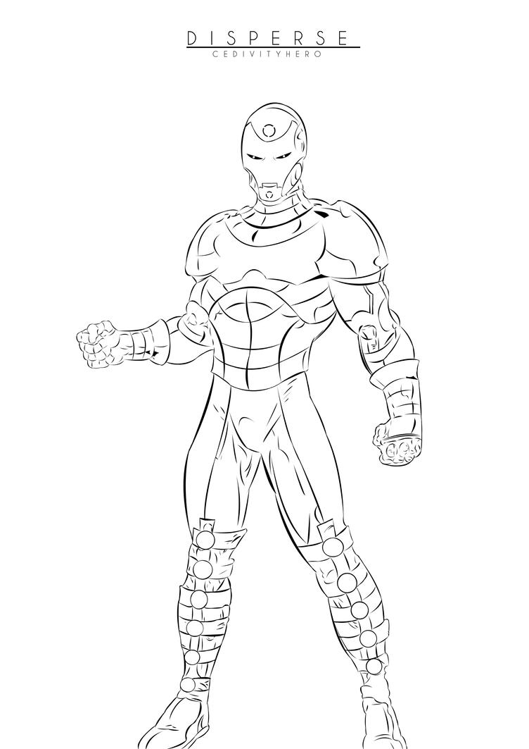 Line Drawing Man : Iron man body coloring pages search results dunia photo
