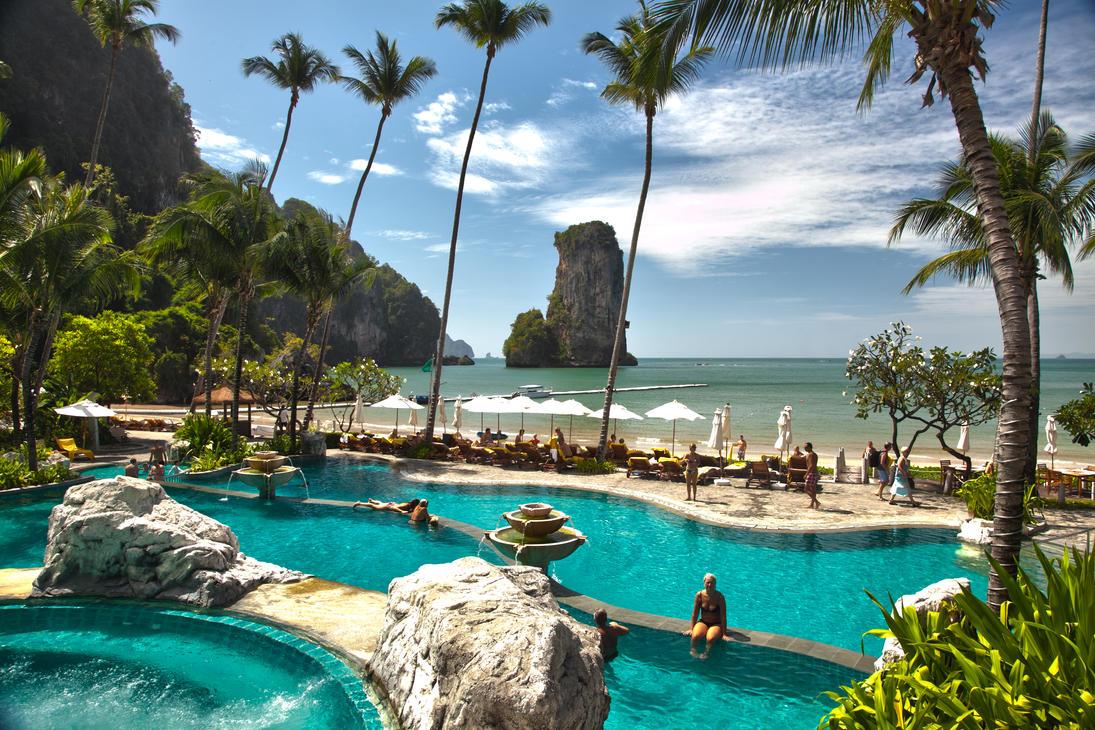Centara Beach Resort And Villas Krabi By Xcrusader20 On Deviantart