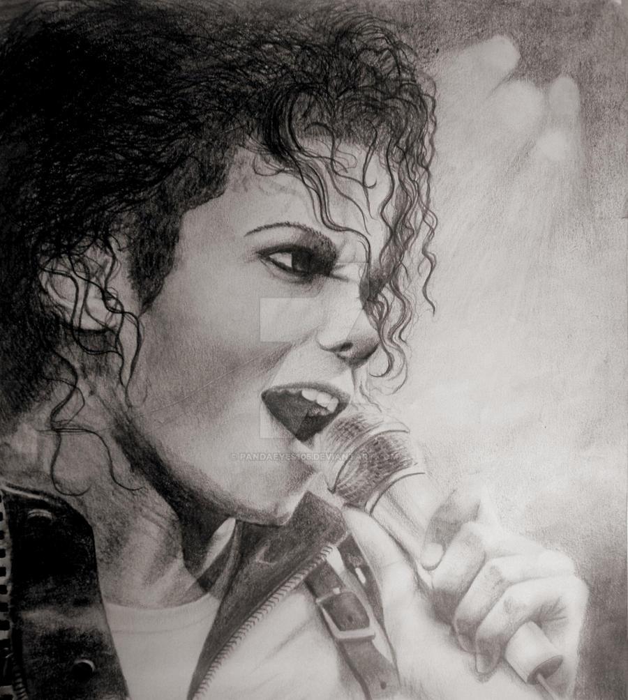 Michael Jackson by pandaeyes105