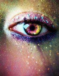 Eye - Glitter Manip by LorixLisa