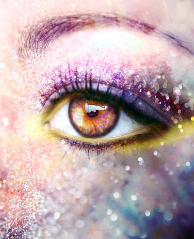 eye manip 2 purple and yellow make up by lorixlisa on. Black Bedroom Furniture Sets. Home Design Ideas