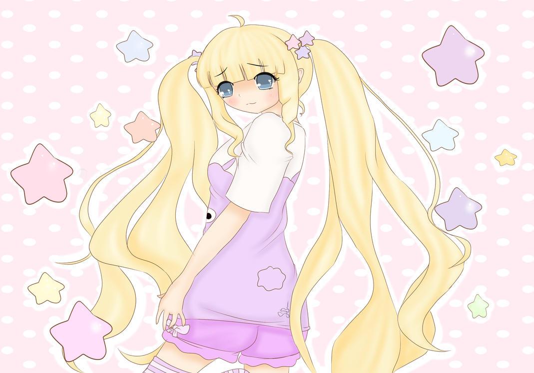 Kikiyo - Alpaca tail (New Manga style?) by Tokyo-Dollie