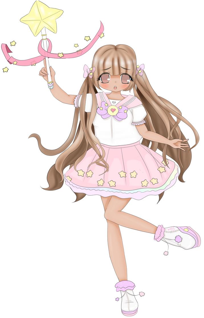Manga Sailor Magical Lena Bunny ~ by Tokyo-Dollie