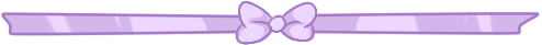 Lavender RibbonBow by Tokyo-Dollie