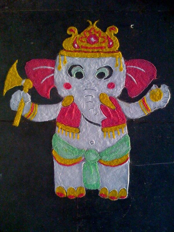 Ganesha by MaliaNyla
