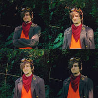 Deponia Rufus Cosplay