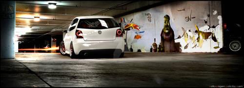VolksWagen Polo - comeback? by svennardten-design