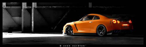 Nissan GT-R - Other Version by svennardten-design