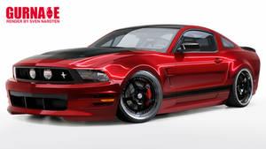 Boy Racer Mustang - Build irl