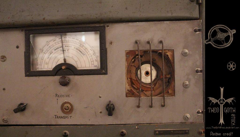 Radio Controls by TheoGothStock