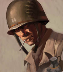 Day of Defeat cover study