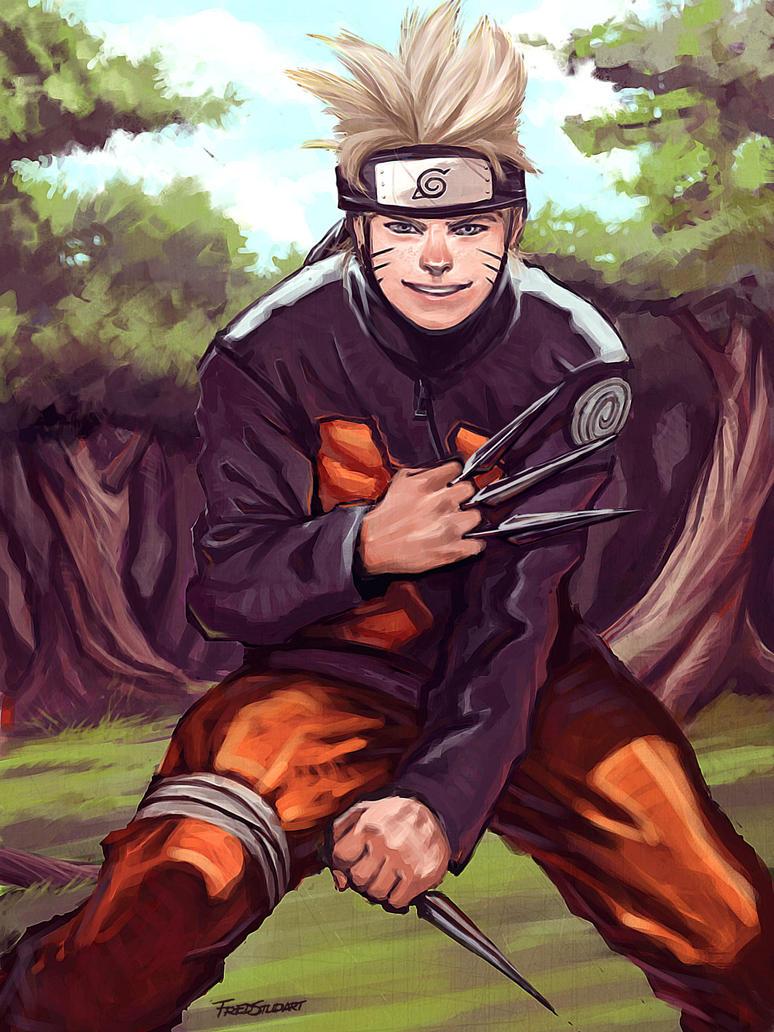 Naruto by overdrivezero