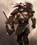 Berserk Viking