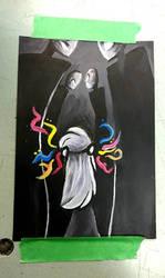 finished painting (1/4) by VixartStudios