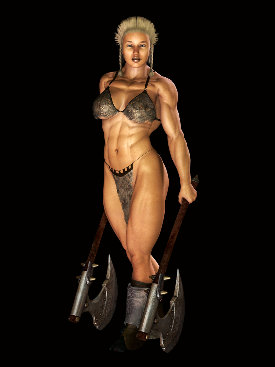 Barbarian sexy erotic pic