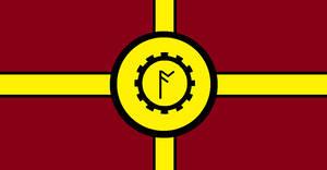 Auginaria province flag