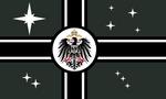 German Space Colonial flag